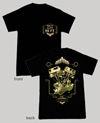 NYC Choppers PanHead Deco First Last Best Short Sleeve T-Shirt