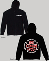 NYC Choppers Hooded Full Zip Sweatshirt