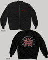 NYC Choppers Quilted Bomber Jacket